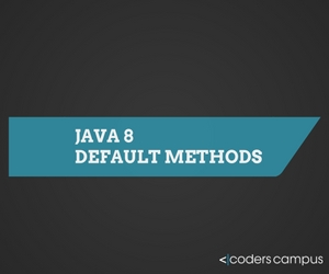 Java 8 Default Methods