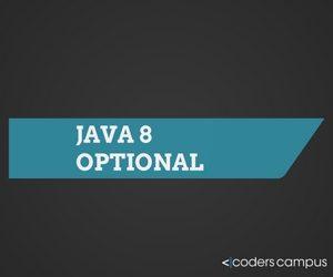 Java 8 Optional Keyword